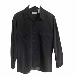 Equipment Sueded Silk Button Front Shirt